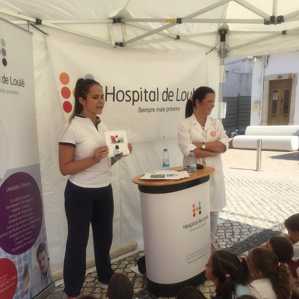 Hospital de Loulé participa no PARK(ing) Day